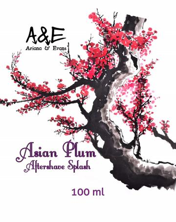 Ariana & Evans - Asian Plum - Aftershave image