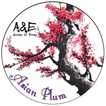 Ariana & Evans - Asian Plum - Soap image