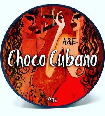 Ariana & Evans - Choco Cubano - Aftershave image
