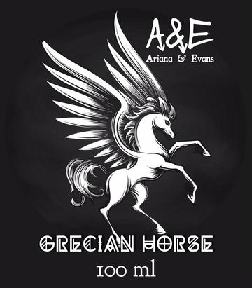 Ariana & Evans - Grecian Horse - Aftershave image