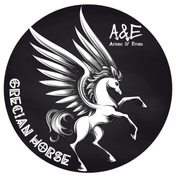 Ariana & Evans - Grecian Horse - Soap image