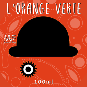 Ariana & Evans - L'Orange Verte - Aftershave image