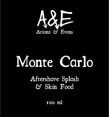 Ariana & Evans - Monte Carlo - Aftershave image