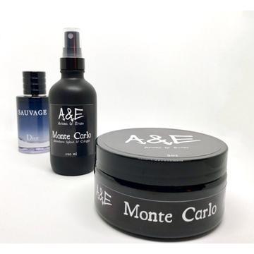 Ariana & Evans - Monte Carlo - Soap image