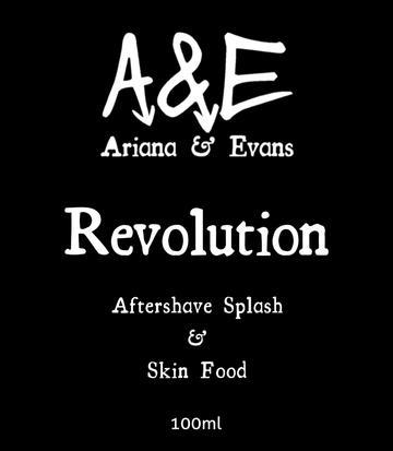 Ariana & Evans - Révolution - Aftershave image