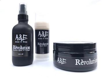 Ariana & Evans - Révolution - Soap image