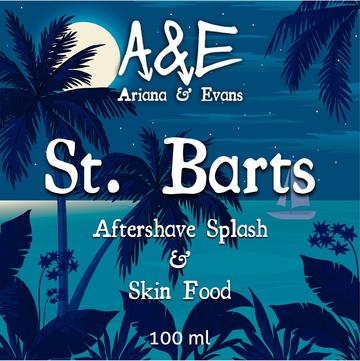 Ariana & Evans - St. Barts - Aftershave image
