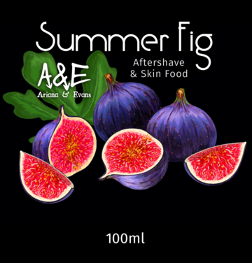 Ariana & Evans - Summer Fig - Aftershave image