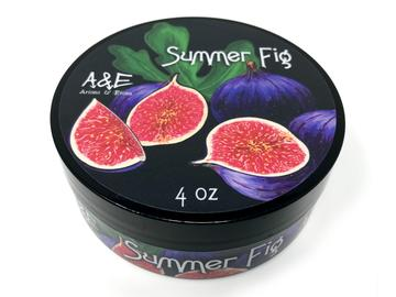 Ariana & Evans - Summer Fig - Soap image