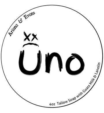 Ariana & Evans - Uno - Soap image