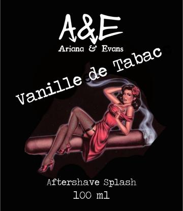 Ariana & Evans - Vanille de Tabac - Aftershave image