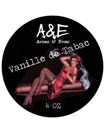Ariana & Evans - Vanille de Tabac - Soap image