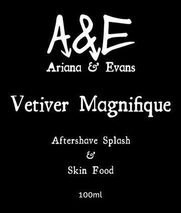 Ariana & Evans - Vetiver Magnifique - Aftershave image