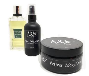 Ariana & Evans - Vetiver Magnifique - Soap image