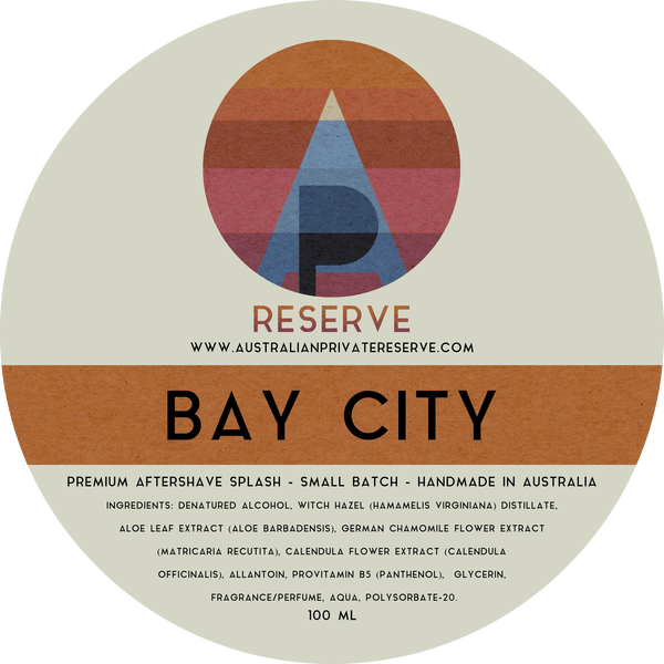Australian Private Reserve - Bay City - Aftershave image