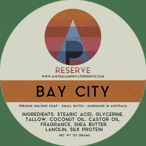 Australian Private Reserve - Bay City - Soap image
