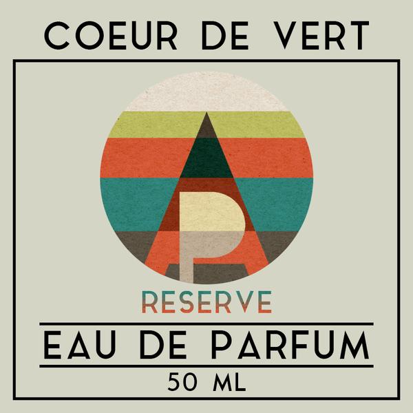 Australian Private Reserve - Coeur de Vert - Eau de Parfum image