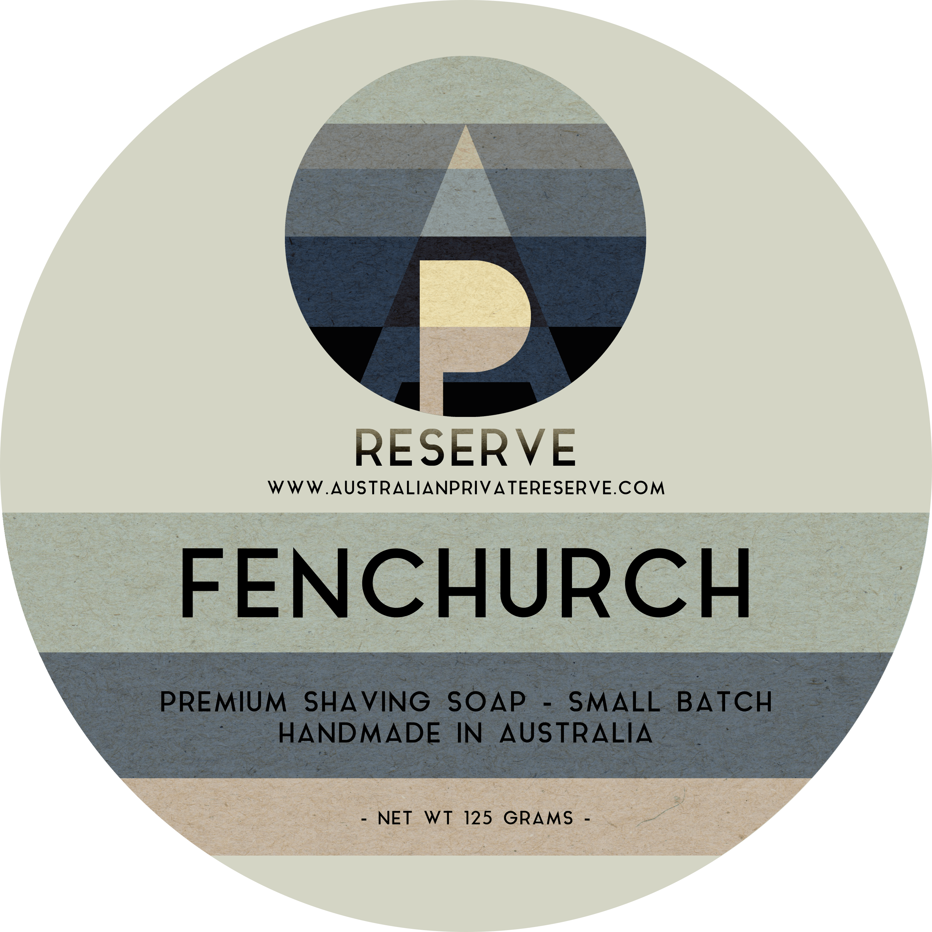 Australian Private Reserve - Fenchurch - Soap image