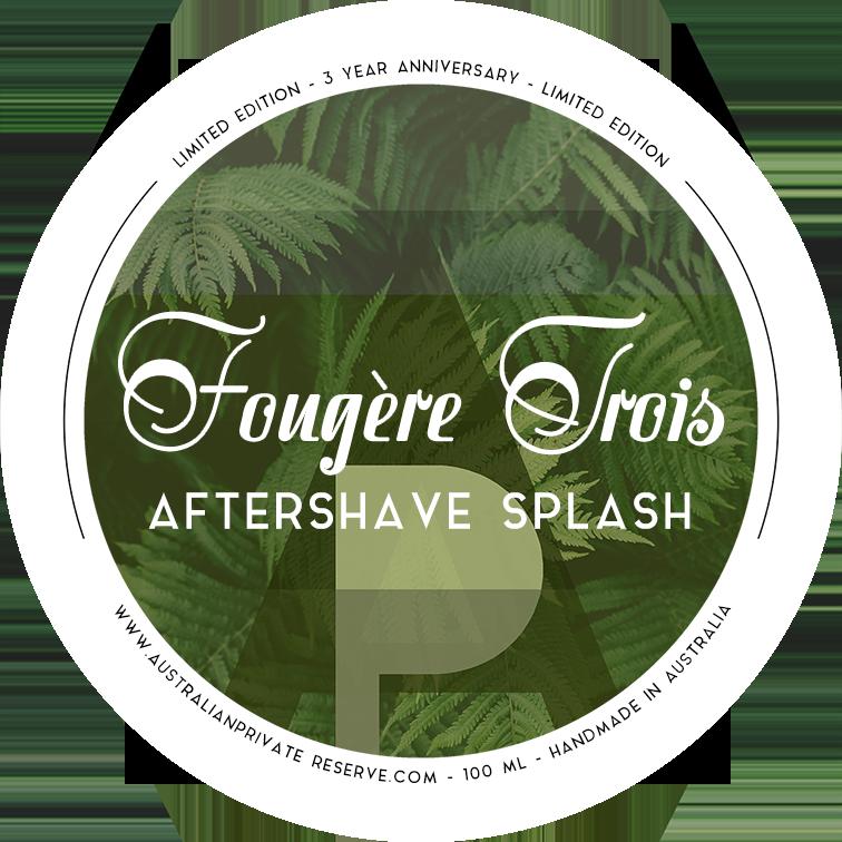 Australian Private Reserve - Fougère Trois - Aftershave image