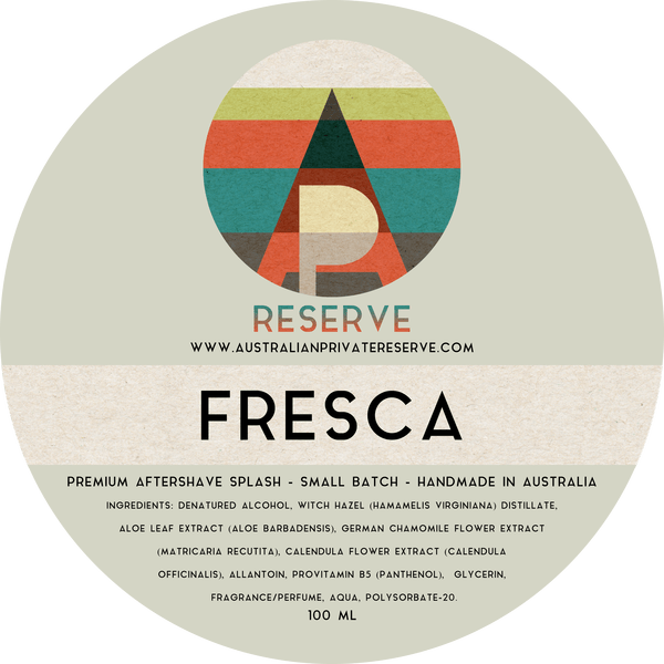 Australian Private Reserve - Fresca - Aftershave image