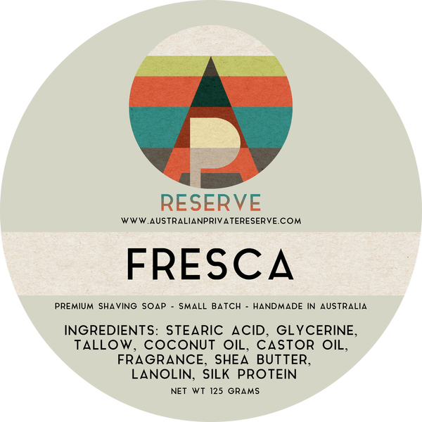 Try That Soap Australian Private Reserve Fresca