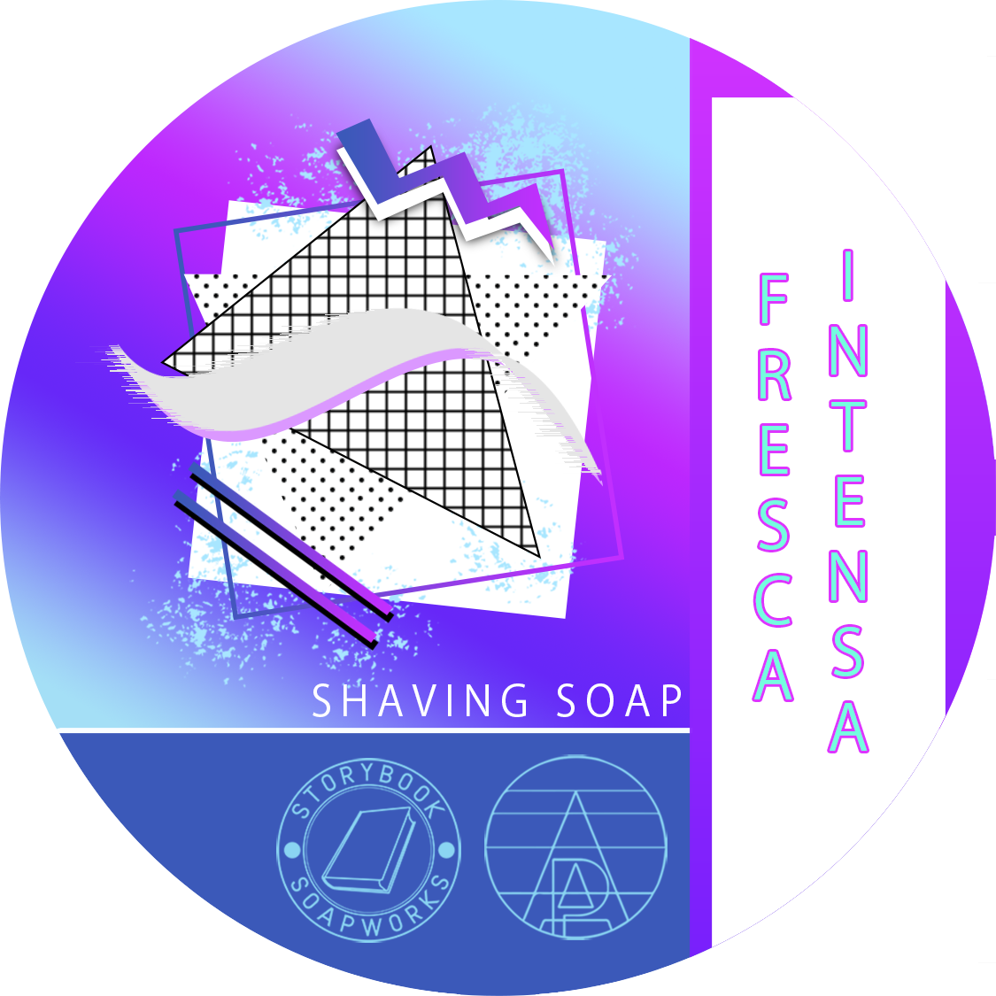 Australian Private Reserve/Storybook Soapworks - Fresca Intensa - Soap