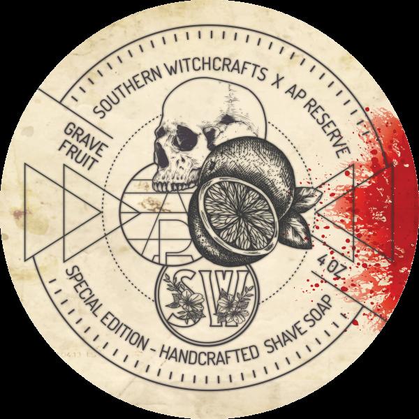 Australian Private Reserve/Southern Witchcrafts - Gravefruit - Soap (Vegan) image