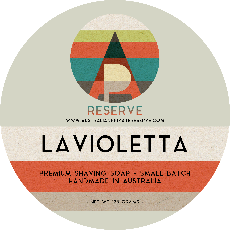 Australian Private Reserve - Lavioletta - Soap image