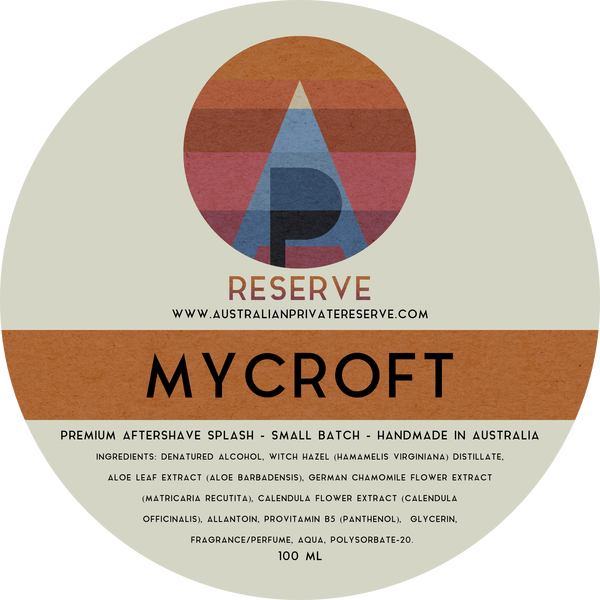 Australian Private Reserve - Mycroft - Aftershave image