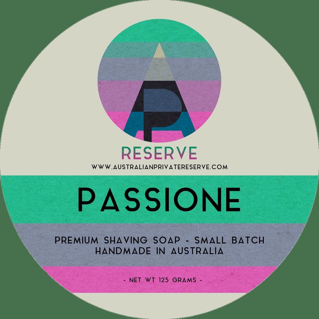 Australian Private Reserve - Passione - Soap image