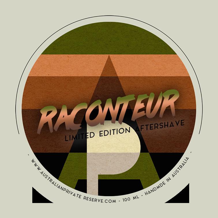 Australian Private Reserve - Raconteur - Aftershave image