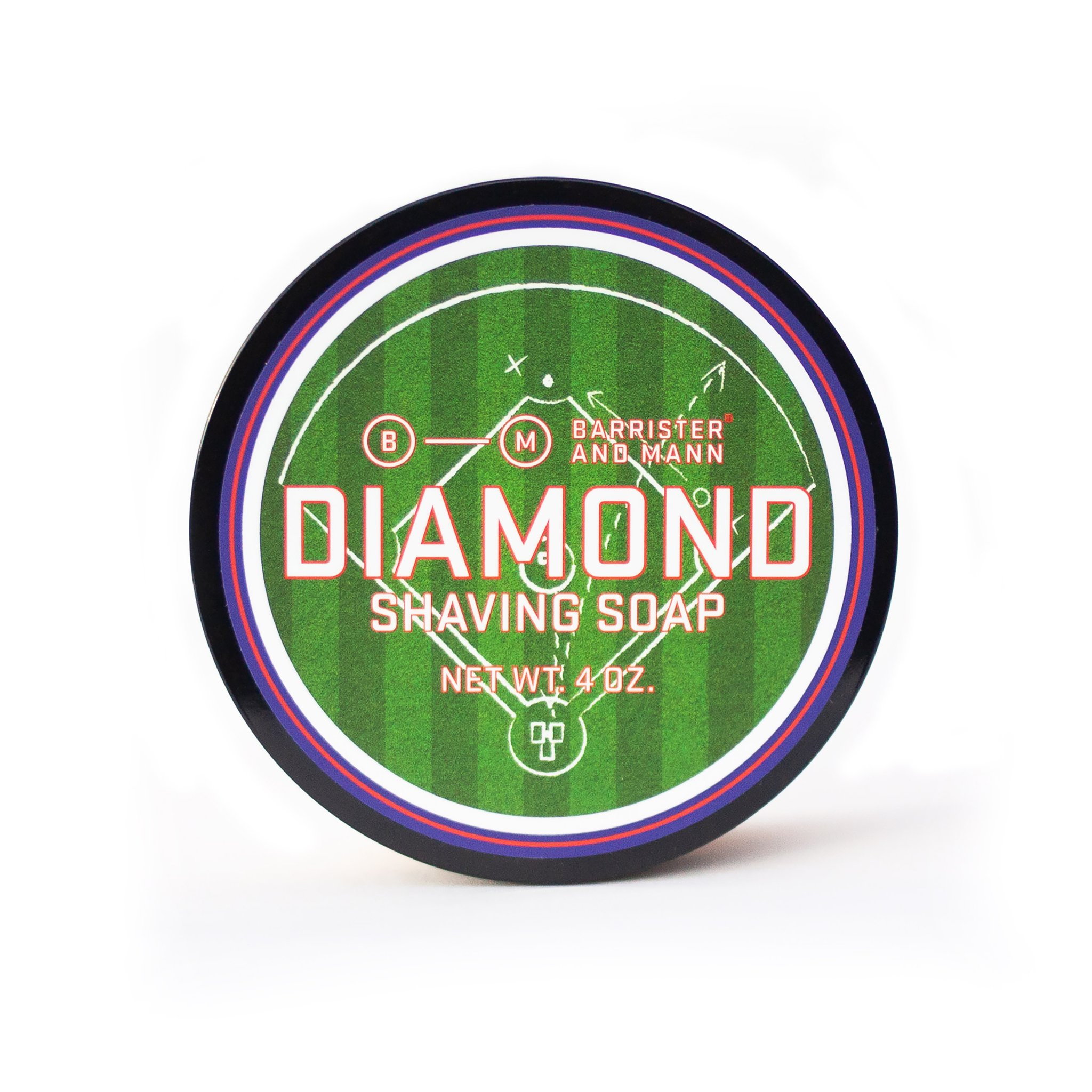 Barrister and Mann - Barrister and Mann - Diamond - Soap image