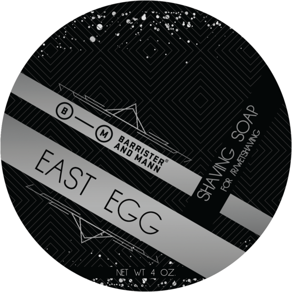 Barrister and Mann - East Egg - Soap image