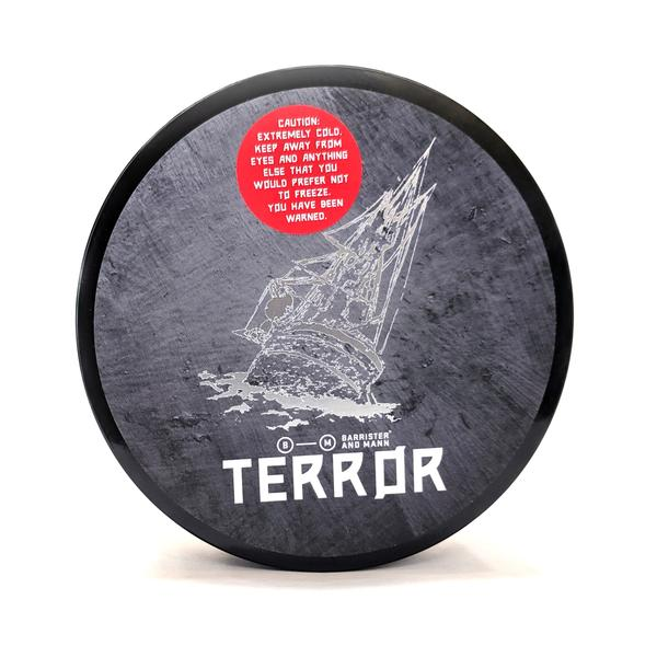 Barrister and Mann - Terror - Soap image