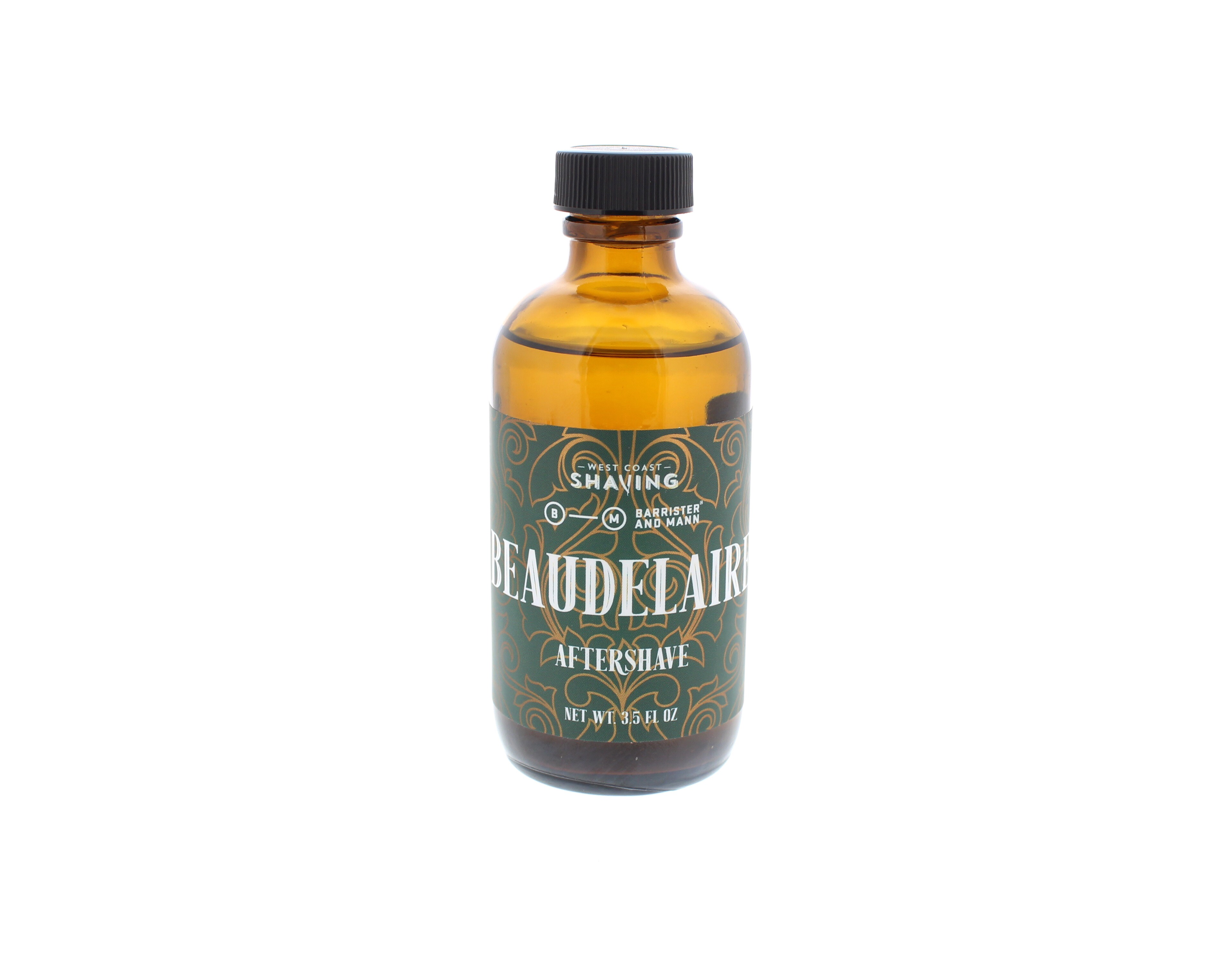 Barrister and Mann - Beaudelaire - Aftershave image