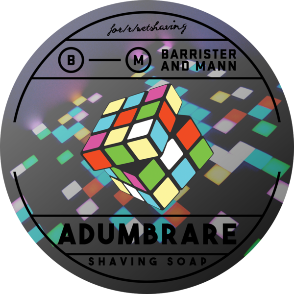Barrister and Mann - Adumbrare - Soap image