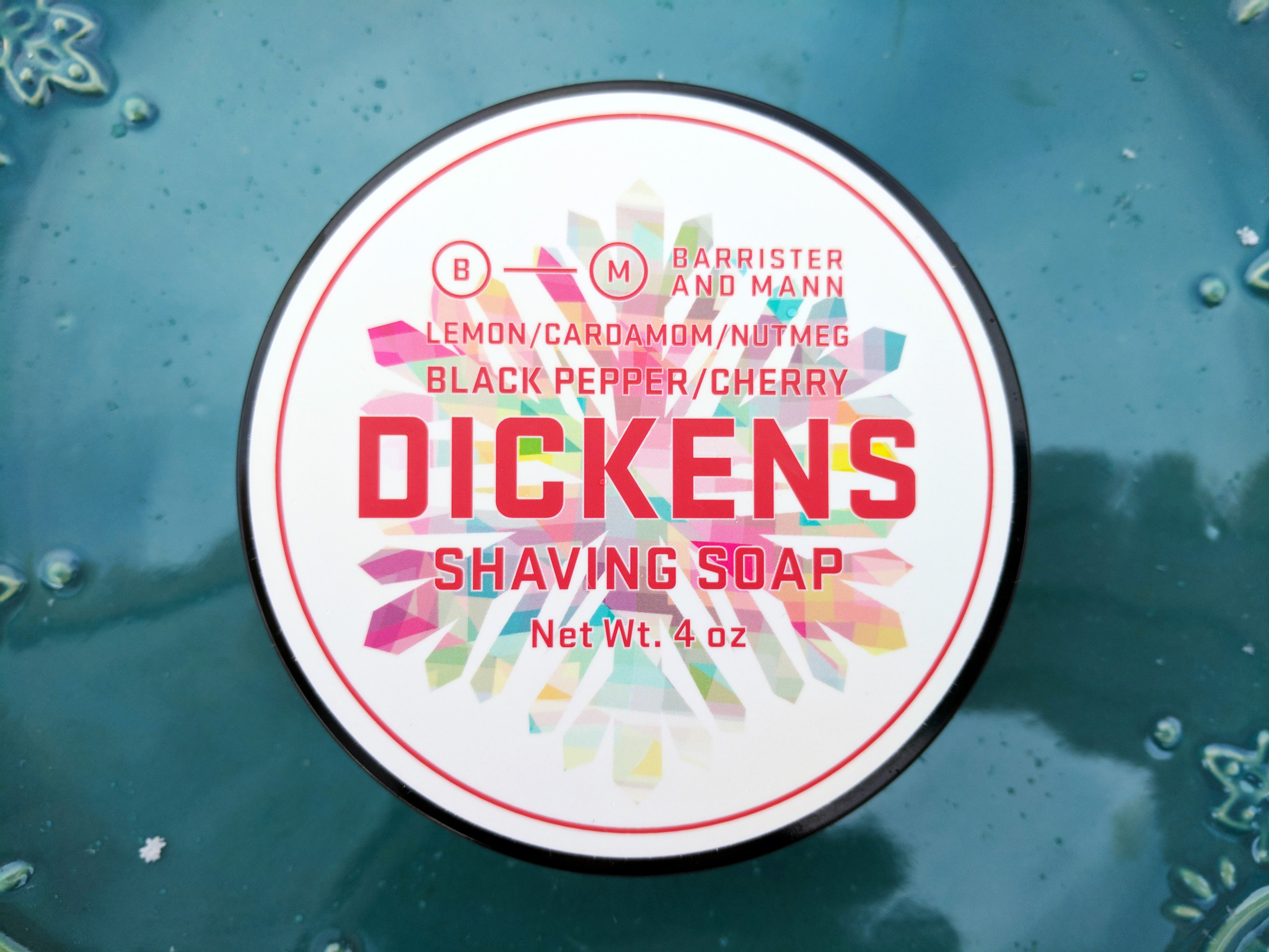 Barrister and Mann - Dickens - Soap image
