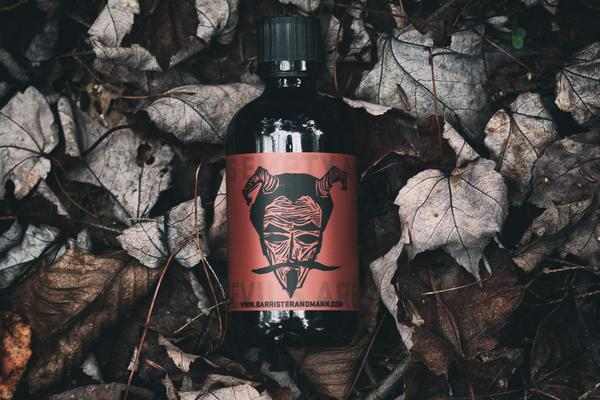 Barrister and Mann - Fougère Gothique - Aftershave image