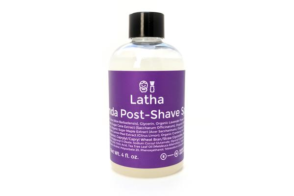 Barrister and Mann - Latha Lavanda - Aftershave (Alcohol Free) image