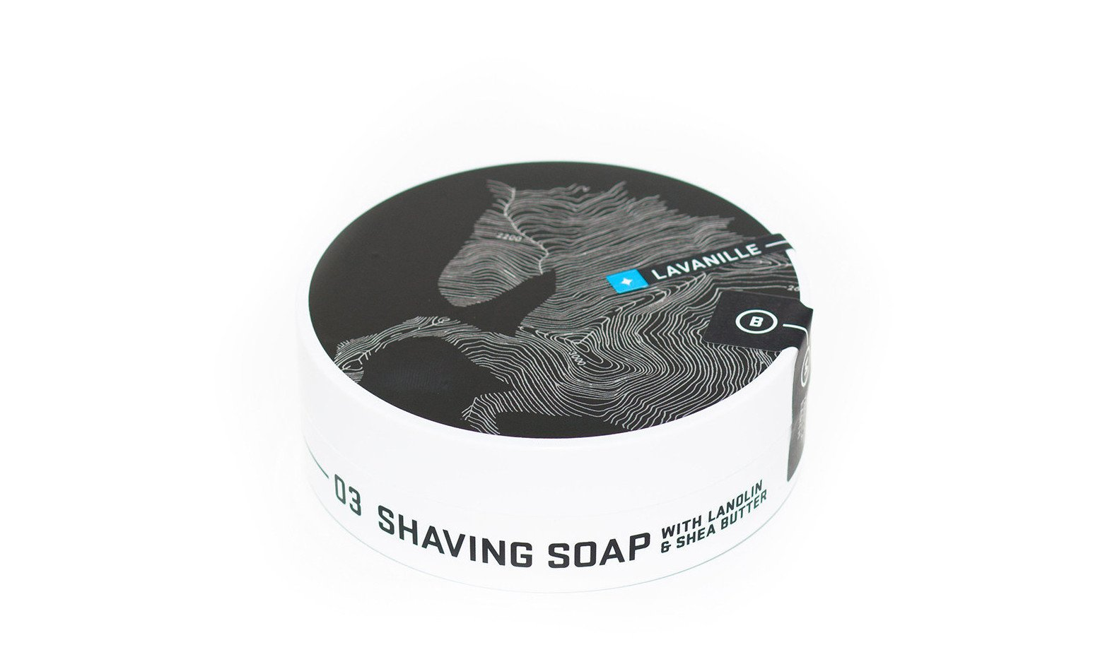 Barrister and Mann - Barrister and Mann - Lavanille - Soap image