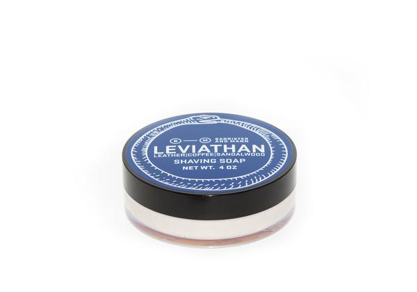 Barrister and Mann - Leviathan - Soap image