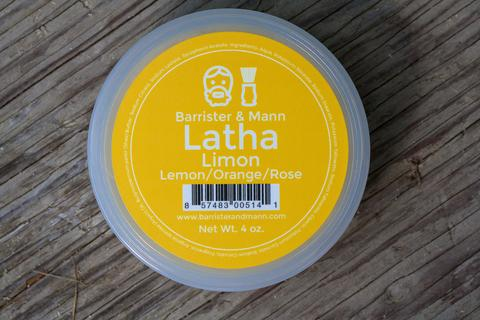 Barrister and Mann - Latha Limon - Soap image