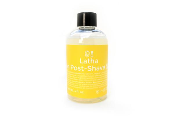 Barrister and Mann - Latha Limon - Aftershave (Alcohol Free) image