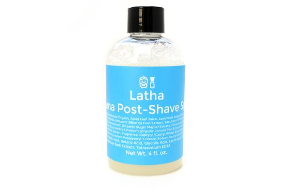 Barrister and Mann - Latha Oceana - Aftershave (Alcohol Free) image