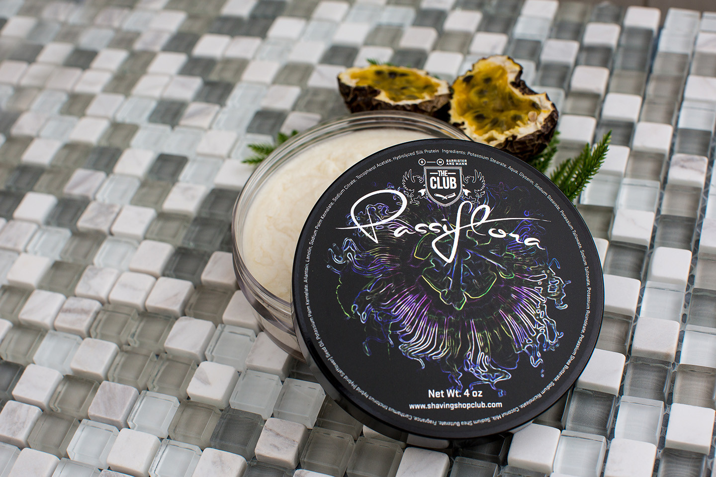 Barrister and Mann - Passiflora - Soap image