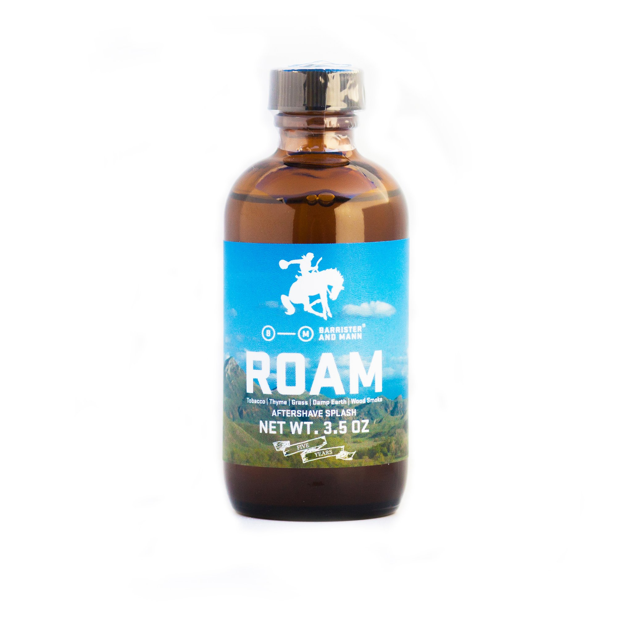 Barrister and Mann - Barrister and Mann - Roam - Splash image
