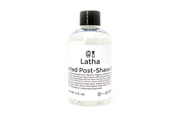Barrister and Mann - Latha Unscented - Aftershave (Alcohol Free) image
