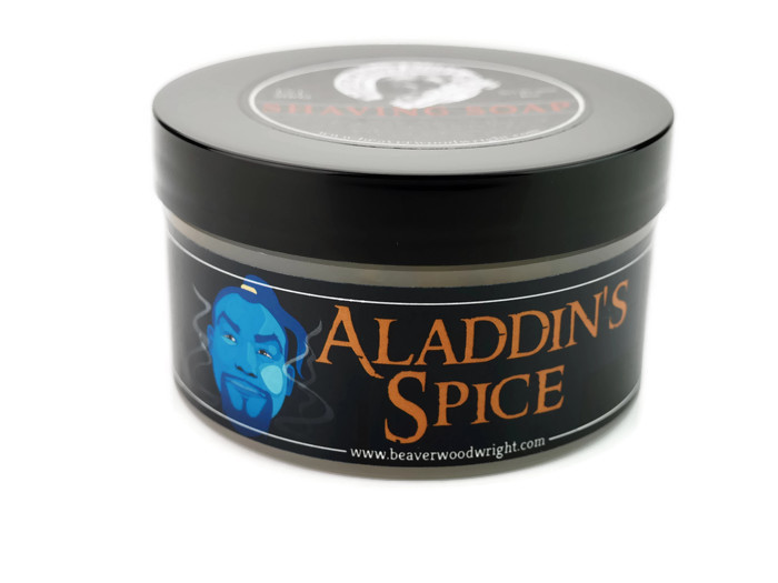 Black Ship Grooming - Aladdin's Spice - Soap image