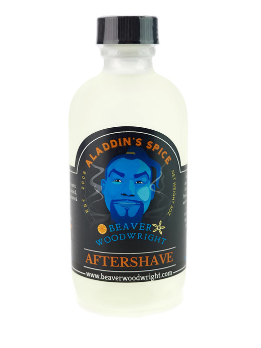 Black Ship Grooming - Aladdin's Spice - Aftershave image