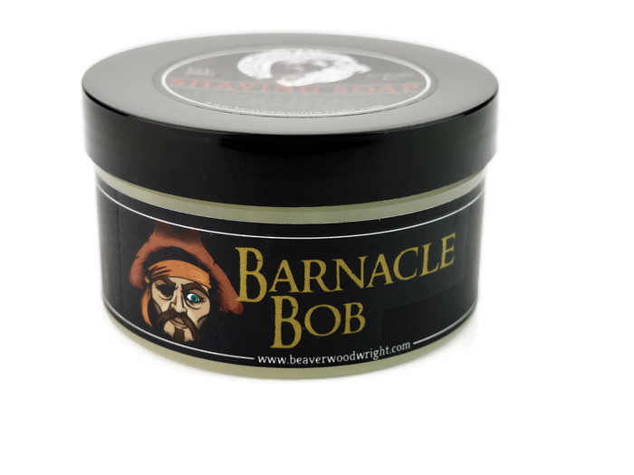 Black Ship Grooming - Barnacle Bob - Soap image